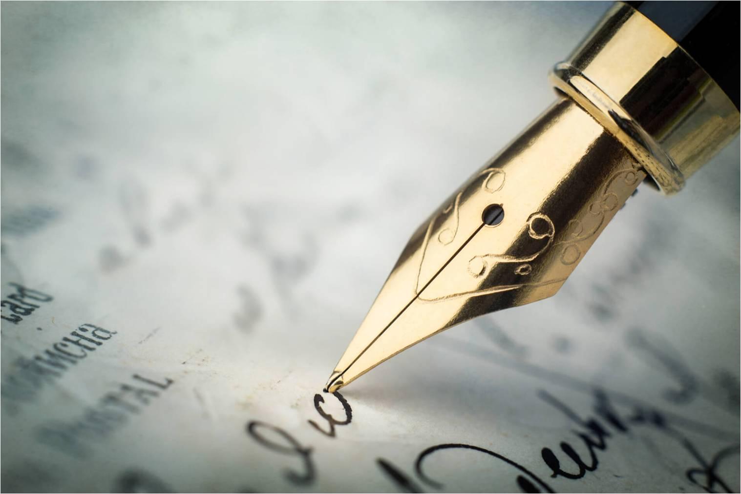 penna sfera -consulenza